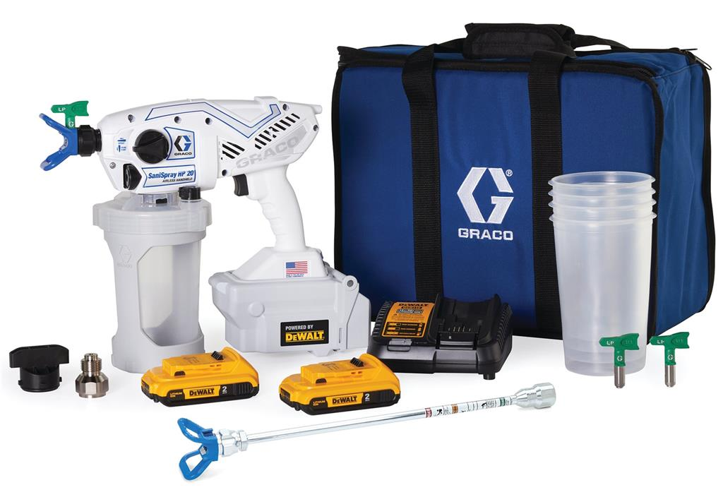 Graco Battery Powered ULV Handheld Sprayer